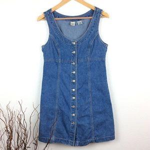 VTG 90's Gap Denim Dress